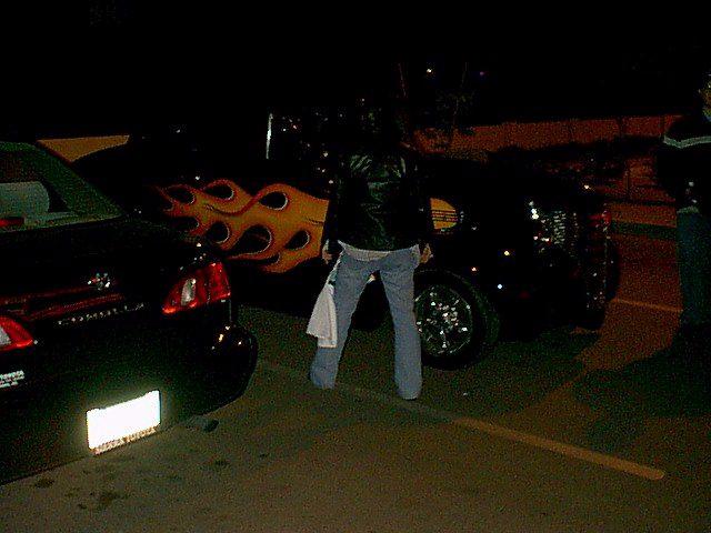 Sierra Vista Car Club Gallery Diner Cruise 2002