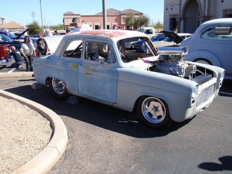 Sierra Vista Car Club Gallery Spring Show 2009